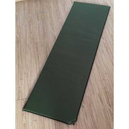 BCB SELF-INFLATING SLEEPING MAT OLIVE 24kg/m3