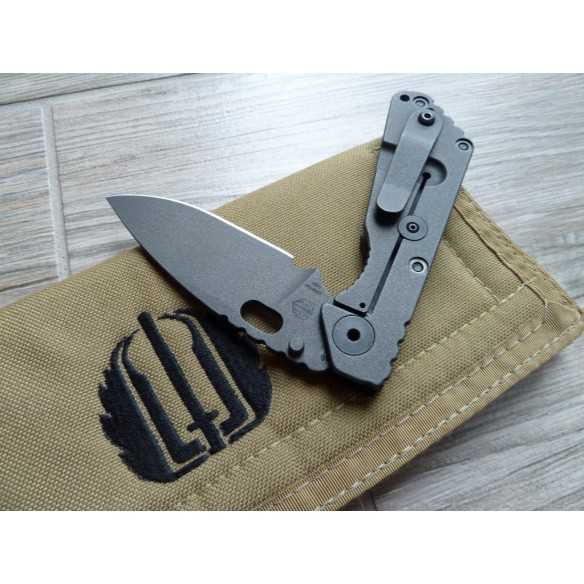 Strider SNG Cerakote Black