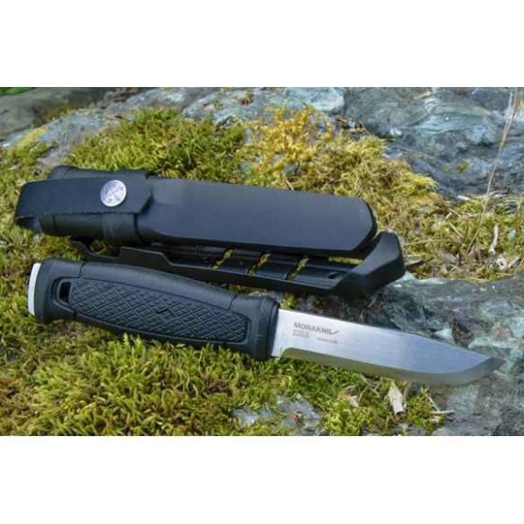 Mora knife Garberg fodero in Plastica