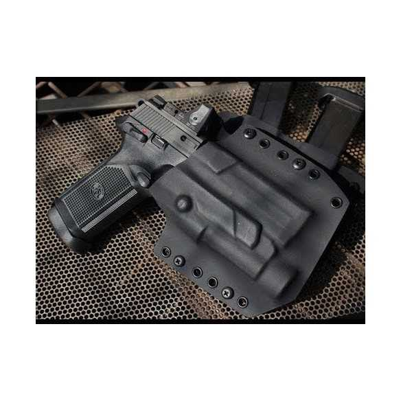 Kydex Black 2.0 mm 30x30 cm