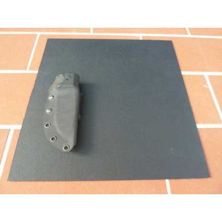 Kydex Black 2.4 mm (0.09 in) 30x30 cm