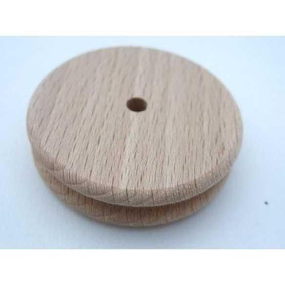 Edge slicker/wood