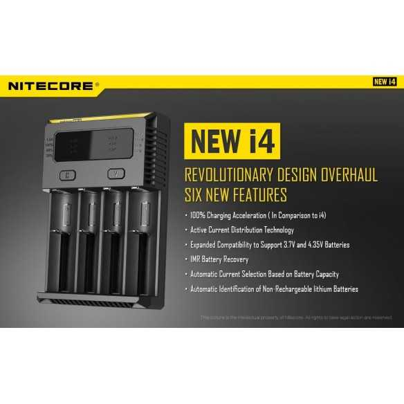 Nitecore Intellicharger New...