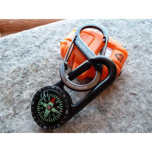 Explorer Carabiner Compass EXP16