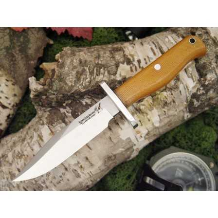Blackjack Model 12 Halo Natural Micarta