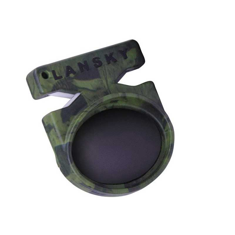 Lansky Quick Fix Pocket Sharpener Camo