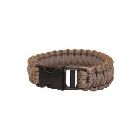 "BCB 9"" PARACORD BRACELET - COYOTE BROWN"
