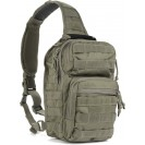 Red Rock Outdoor Gear Rover Sling Bag Tornado Olive Drab