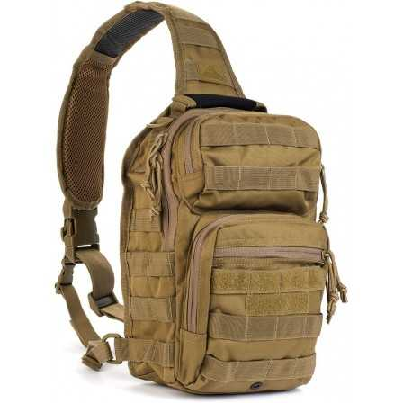 Red Rock Outdoor Gear Rover Sling Bag Tornado Coyote
