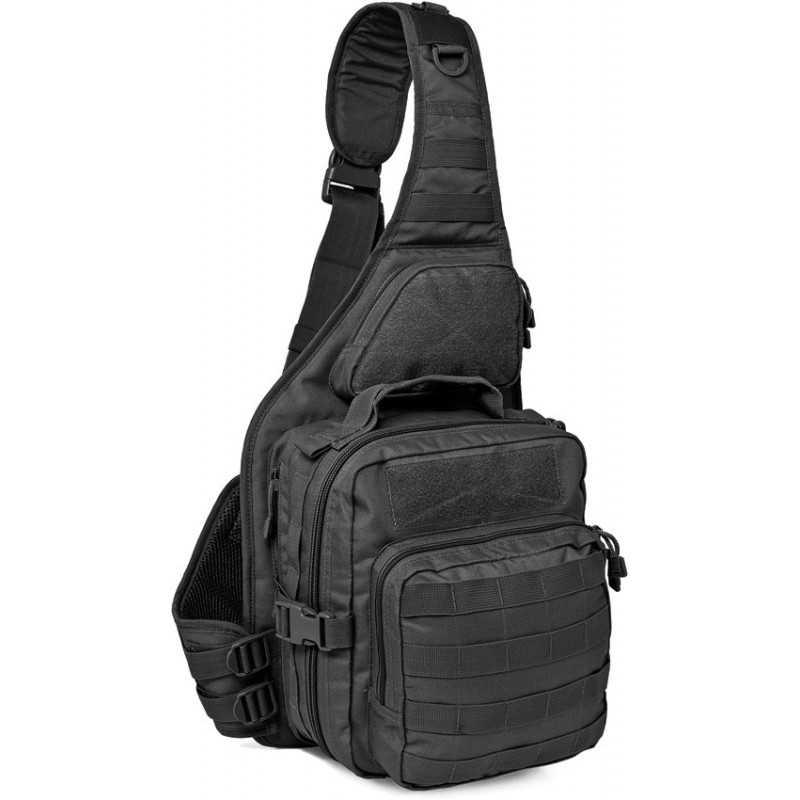Red Rock Outdoor Gear Recon Sling Bag Black
