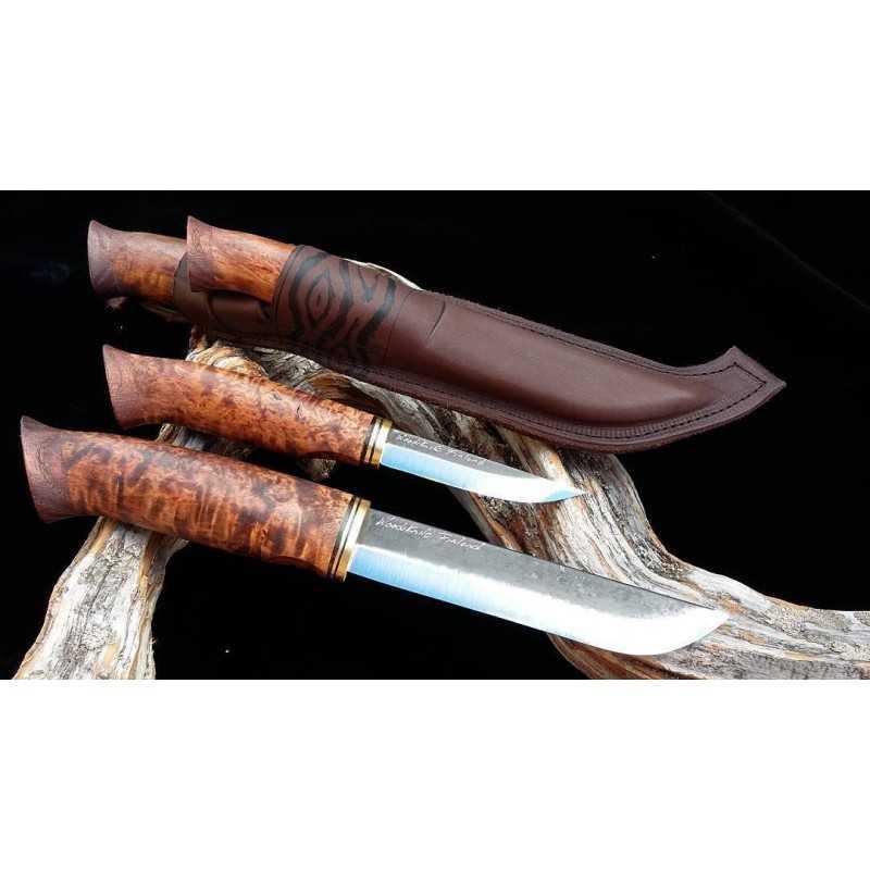 Woodsknife 24 Double big hunting / Tupla eräleuku