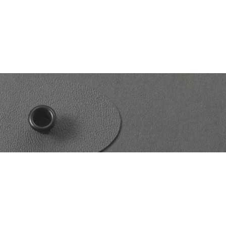 Kydex Gun metal gray 2mm ( 0.080) 15x30 cm