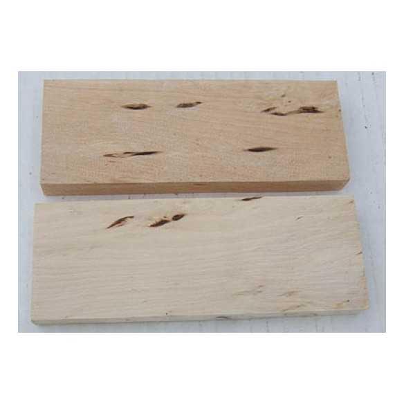 Curly birch scalesx2/Standard