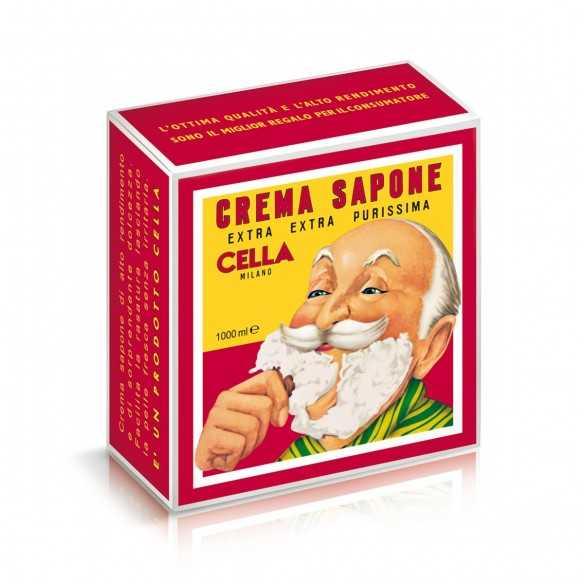 Cella Crema Sapone da Barba 1 kg