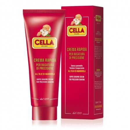 Cella Crema Rapida Rasatura di Precisione 150 ml