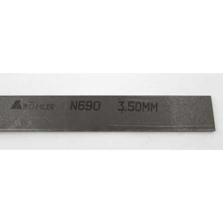 N690 3,5x50x500mm