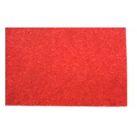 Fibra vulcanizzata Rossa 0.4 mm