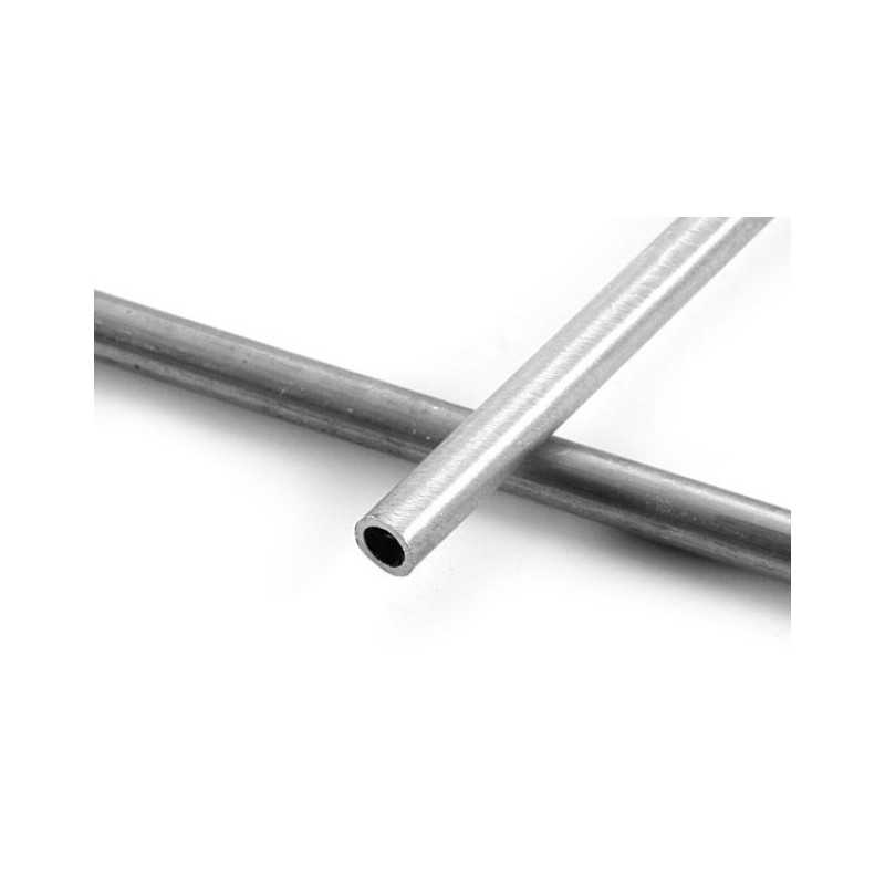 Nickelsilver tube 6.3 (1/4) x 300 mm