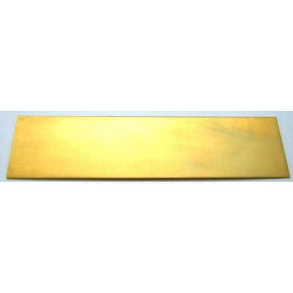 Brass 0.15x50x200