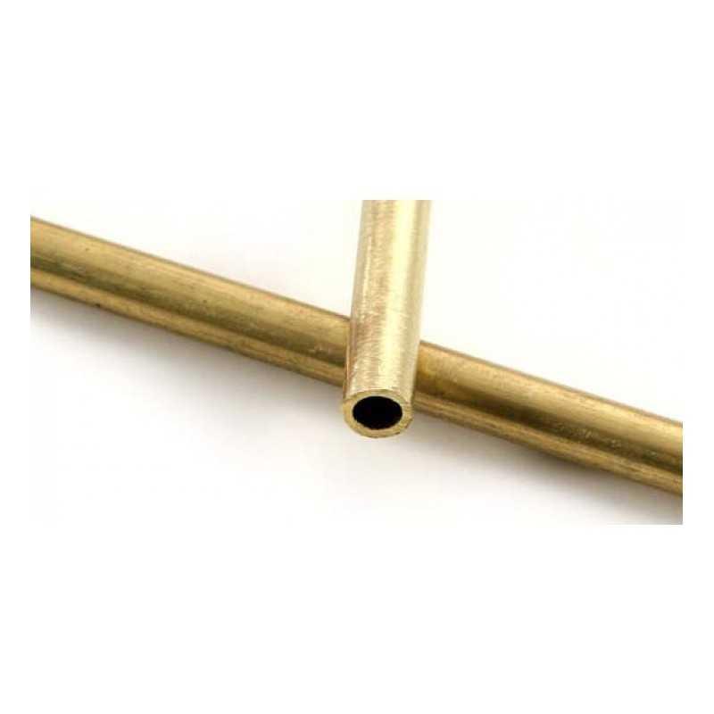 Brass tube 3x240