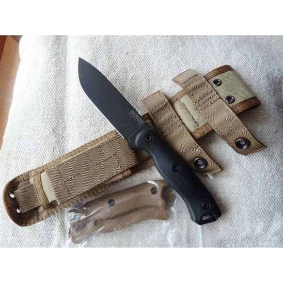 KA-BAR Becker Short Drop Point BK16