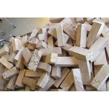Spalted birch irregular pcs