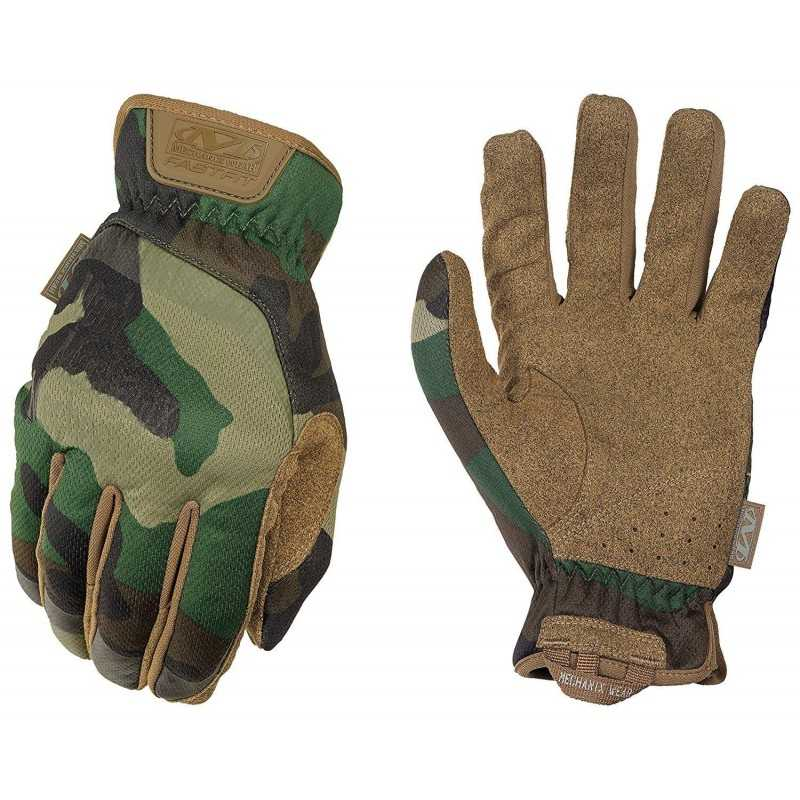 Mechanix Fast Fit Woodland