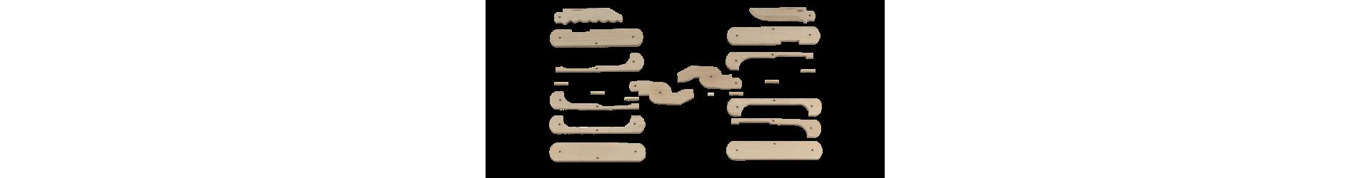 Kit costruzione coltelli