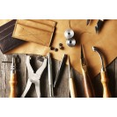 Tools for leather