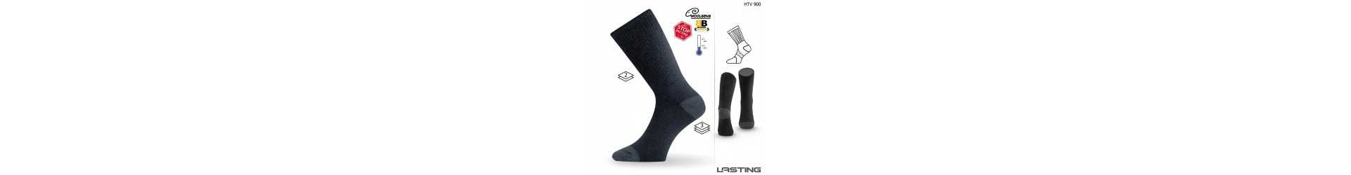 Socks and accessories
